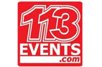 113 Events Logo