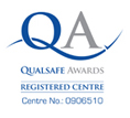 Qualsafe Awards Registered Centre Logo