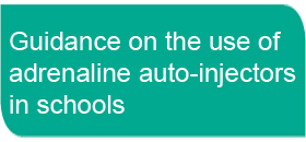 Guidance on the use of adrenaline auto-injectors in schools